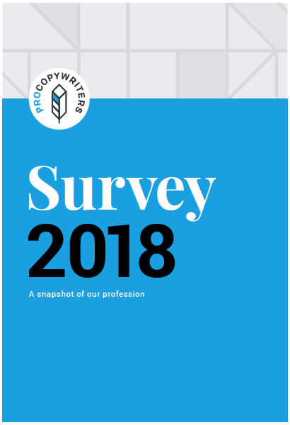 ProCopywriters Survey 2018